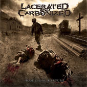 Lacerated and Carbonized - Homicidal Rapture
