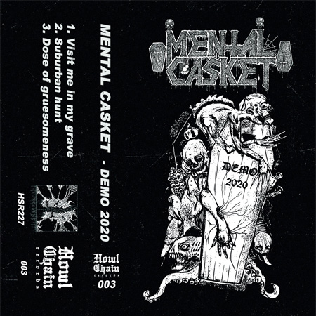 Mental Casket - Demo 2020